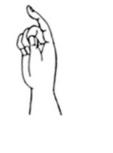 唐密秽迹金刚咒的一些手印和修法(仅供参考)!